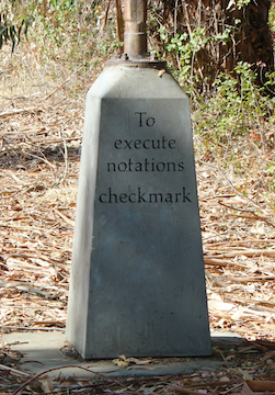 Marker check mark png
