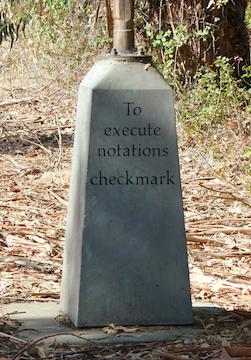 Marker check mark png