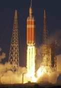 Delta IV Launches Orion 2